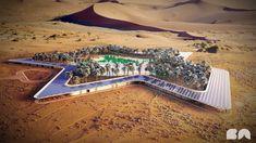 Este podría ser el resort más ecológico del mundo