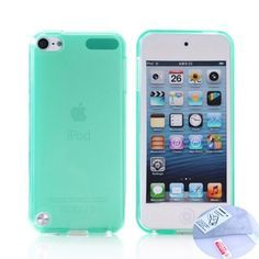 ipod touch 5 teal case for white