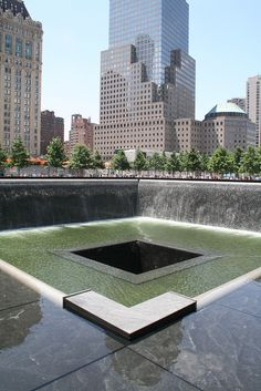 911 Memorial by Unseen NYC, via Flickr Places Around The World, Around The Worlds, One World Trade Center, Land Of The Free, First World, Manhattan, New York City, New York