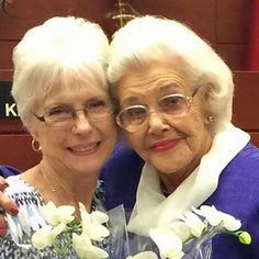 DALLAS — At age 92, Muriel Clayton is a mother again, having adopted the woman who's been her