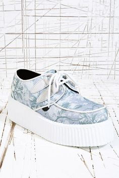 house of hackney dalston mint shoes from urban outfitters