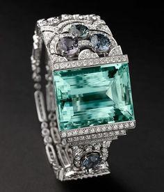 4c7b049a69 Cartier Boreal Bracelet - Platinum