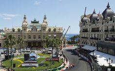 Rolex at Monaco Grand Prix