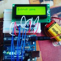 Gday) continue trying different parts with #arduino #diy #development #programming #electronics #hobby by cbagpipe