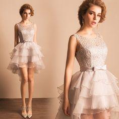 Abendkleid Kurz Angelia