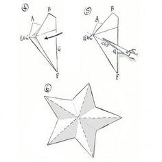 HOMEMADE STARS!!