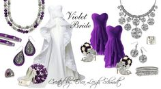 Is purple or lilac your color? Check out Delilah and New Sensation from Premier Designs. #wedding Contact me for a jewelry consultation and to earn your wedding day jewelry for FREE.