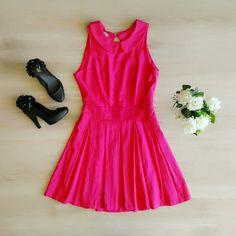 Vestido Pink Barbie!  Patris Boutique, prazer em vestir você!