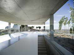 Casa Rufo / Alberto Campo Baeza © Javier Callejas