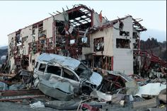 The building was destroyed  n estimated three million people were affected by the quake. Death toll estimates range from 100,000 to 159,000 to Haitian government figures from 220,000  Friends of Haiti2010