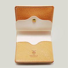 Bi_Fold Wallet [Marshmallow + Natural]