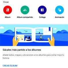 Google fotos. Almacenamiento de fotos online gratuito e ilimitado