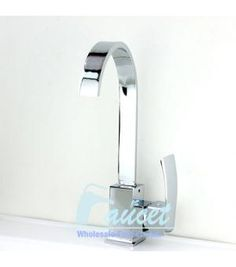 "Features:     ●Luxury chrome single handle deck mounted kitchen faucet 0185  ●With versatile 360-degree swivel spout  ●Drip-free operation ceramic cartridge  ●Smooth single handle adjustable temperature and flow rate limitation  ●Single-hole, deck mounted installation  ●Water pressure tested for industry standard  ●Standard size 1/2 ""plumbing inlet connections  ●With two 50CM flexible hoses ,all mounting hardware are included"