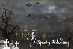 #112 Spooky Halloween (Photomanipulation) #365project http://www.veedophotography.com/112-project-365/