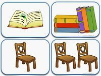 Burbuja de Lenguaje: Número de los sustantivos Plurals Worksheets, Singular And Plural, English Lessons For Kids, Working With Children, Speech Therapy, Card Games, Kids Rugs, Chair, Furniture