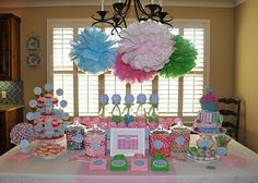 Sweet First Birthday Party