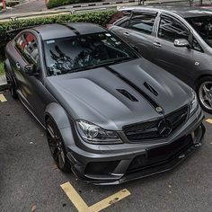 "Cool Mercedes 2017: @myexterior on Instagram: ""Follow @myluxurymag for the best homes & luxury lifestyle! @myluxurymag Stunning Matte Grey Mercedes C63 Amg Tag someone who would…"" Lexus Check more at http://carsboard.pro/2017/2017/01/23/mercedes-2017-myexterior-on-instagram-follow-myluxurymag-for-the-best-homes-luxury-lifestyle-myluxurymag-stunning-matte-grey-mercedes-c63-amg-tag-someone-who-would/"