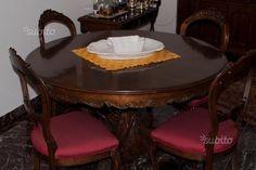tavolo-in-stile-antico-intarsiato-4-sedie
