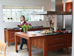 Hansen Living kitchen furniture