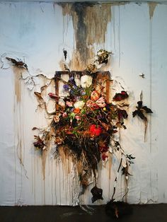 """""""New York City Artist, Valerie Hegarty, has a breathtaking exhibit of well-known art pieces from History."""""""