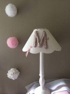Applique enfant nuage original pour decoration de chambre for Abat jour chambre bebe