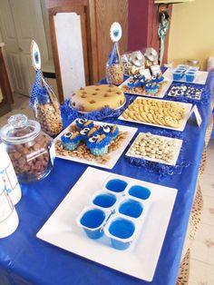 MBC: Gracies Cookie Monster Party