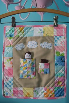 {2011 Craft Books}   :: Pretty in Patchwork: Doll Quilts: 24 Little Quilts to Piece, Stitch, and Love  by Cathy Gaubert  :: doll qui...
