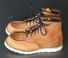 de1532f361e7 Red Wing Heritage Copper Classic Work Boot