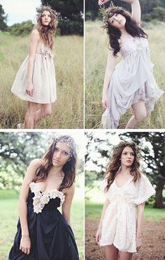 different bridesmaid dress #wedding