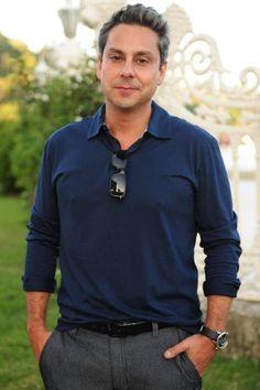 Alexandre Nero conta que só aceitou fazer a novela 'Salve Jorge' porque o personagem é do bem