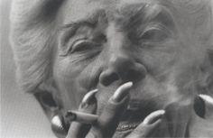Manhattan Lady - 1987, Louis Stettner Louis Stettner, Culture, Portrait, American, Manhattan, Photography, Image, Lady, Photos