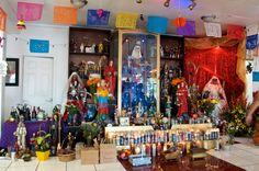 Sectas. Iglesia de la santa muerte y su extensión mundial 2014