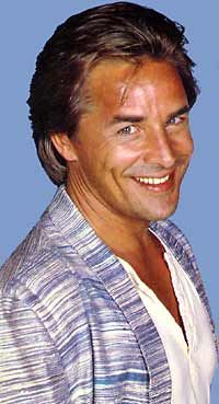 """...  Don Johnson got the part of James """"Sonny"""" Crockett. Description from fiftiesweb.com. I searched for this on bing.com/images"""