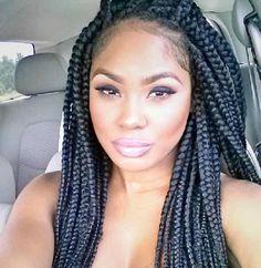 Terrific Braids Ol And Black Hair On Pinterest Hairstyles For Women Draintrainus