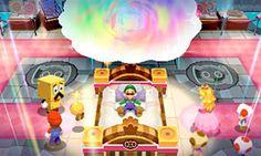 MARIO & LUIGI DREAM TEAM BROS - SCREENS - 3DS