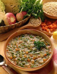 Denny Chef Blog: Zuppa scozzese