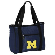 Michigan Wolverines Cooler Tote Bag