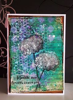 You will be forgiven if you think this is a post to do with Alice in Wonderland.The White rabbit is just w. Looking Forward To Seeing You, Distress Oxides, Quick Cards, Important Dates, Alice In Wonderland, Rabbit, In This Moment, World, Creative
