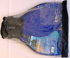 Monoflosse Hydra in Blau Gr. 39-43