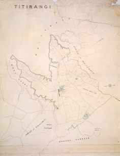 Titirangi map. New Lynn shown as Whau township in the Parish of Waikomiti. Shows allotments in an area from Westmere to Whau Creek to Manukau Harbour. Priestly was the first known publican of the Whau Hotel , and was only there from April to October of 1863, also Greytown was for sale in that year. Sir George Grey Special Collections, Auckland Libraries, NZ Map 4178