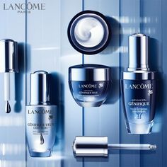 I'm obsessed with LANCÔME skincare products