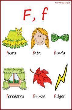 Planse alfabet Projects To Try, Comics, School, Blog, Art, Art Background, Kunst, Comic Book, Schools