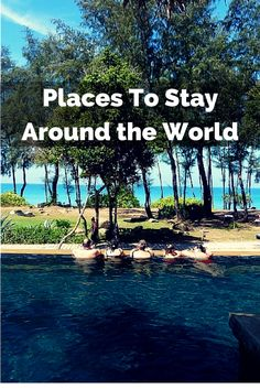 After 3 years of family travel we have a few recommendations on places to stay around the world. Read more on WagonersAbroad.com