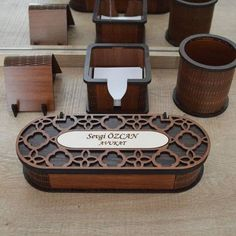 Wood Projects That Sell, Wooden Projects, Wooden Gift Boxes, Wooden Gifts, Laser Cut Box, Laser Cutting, Wood Box Design, Cnc Wood Router, Laser Cutter Ideas