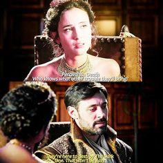 Season 5 Episode 2: Guinevere and King Arthur