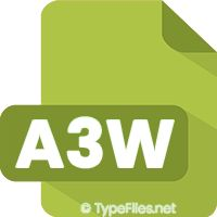 What is .A3W File Extension - An A3W file is a binary data file used by Authorware 3 software for the Windows Operating System. File Information An ...
