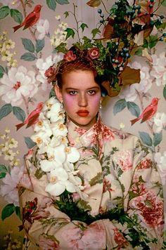 Pretty in Flowers;)