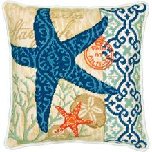 Dimensions® Needlepoint Kit, Starfish