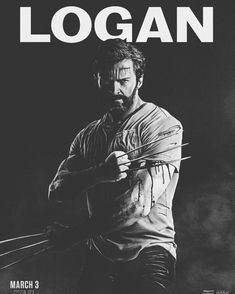 Logan by ehnony on DeviantArt Wolverine Movie, Wolverine Art, Logan Wolverine, Logan Xmen, Marvel Xmen, Marvel Dc Comics, Marvel Heroes, Logan Movies, Old Man Logan