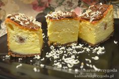 Polish Recipes, Cheesecake, Sweets, Baking, Food, Women's Fashion, Kuchen, Fashion Women, Cheesecakes
